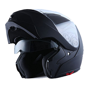 1Storm-Motorcycle-Street-Bike-Modular-Flip-up-Dual-Visor-Sun-Shield-Full-Face-Helmet
